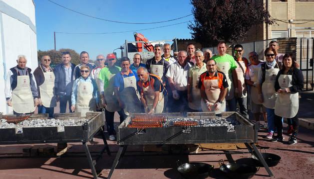 Fotografías del día de la gastronomía navarra en Cintruénigo