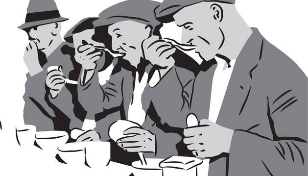 Imagen de archivo para ilustrar la pobreza.