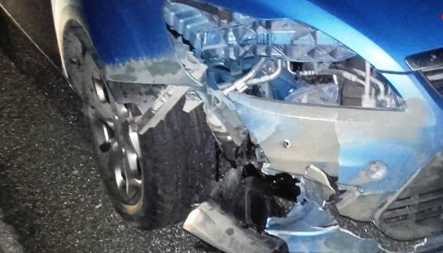 Policía Foral atiende cinco atropellos a jabalíes en una hora en Navarra