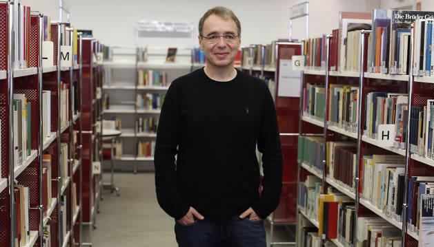 El escritor alemán David Safier.