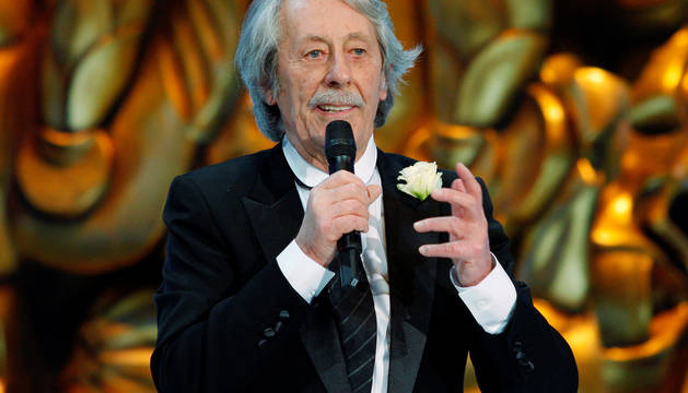 El actor Jean Rochefort, en 2008.