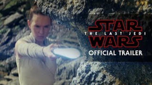 """Tráiler oficial de """"The Last Jedi"""""""