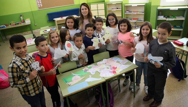 CPEIP Santa Ana (Buñuel), un centro que se propone dar la vuelta al mundo