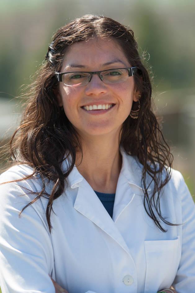 Imagen de Ana Elsa Huerta, investigadora  del Centro de Investigación en Nutrición de la Universidad de Navarra.