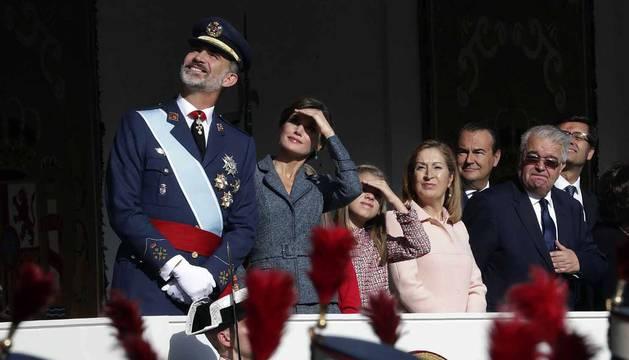 El desfile de la Fiesta Nacional en imágenes