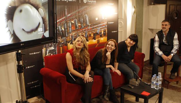 'La Cenicienta' de Rossini revive para los niños en el Gayarre este domingo