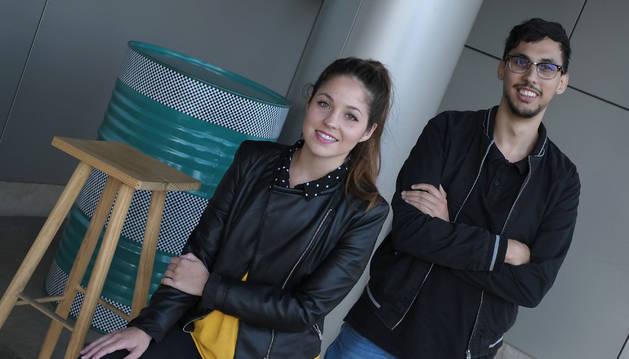Cristina Varona y Ricardo Martínez, ingenieros agroalimentarios, han puesto en marcha Useful Wastes.