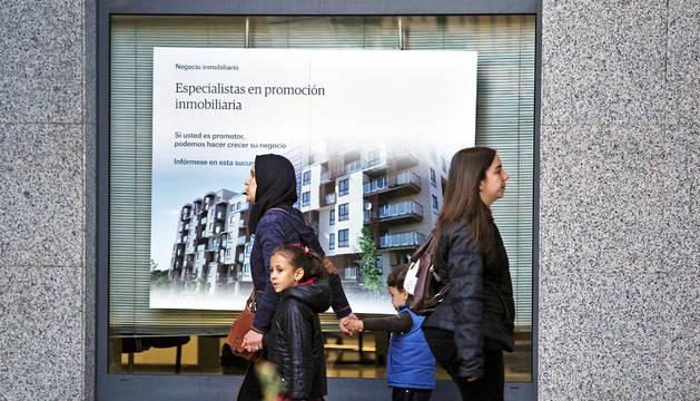 Milagrosa-Arrosadía es el barrio de Pamplona en el que vive un mayor número de población inmigrante después de la Rochapea.