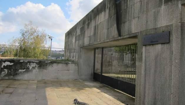 Residencia oficial de Monte Pío.