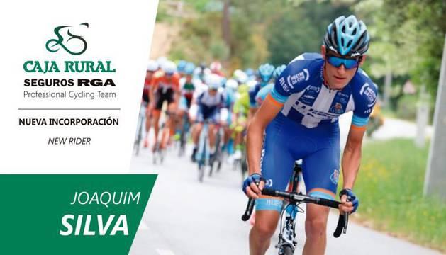 El portugués Joaquim Silva