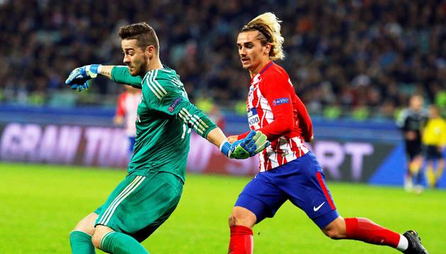 El Atlético dispara las dudas en la Champions