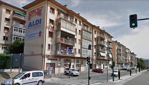 Pamplona dará ayudas para rehabilitar 80 viviendas de la carretera Sarriguren