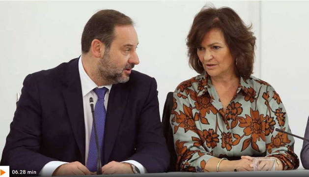 El PSOE anuncia un acuerdo con el Gobierno para que haya elecciones en Cataluña en enero