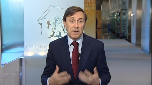 Hernando confirma que el 155 marcará el camino para celebrar elecciones en Cataluña