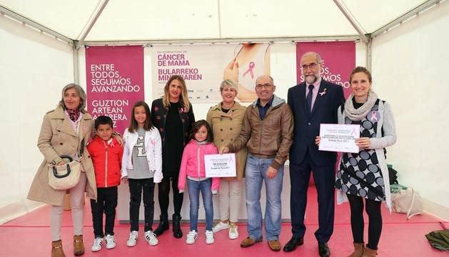 Entrega de Premios Navarra en Rosa de Saray