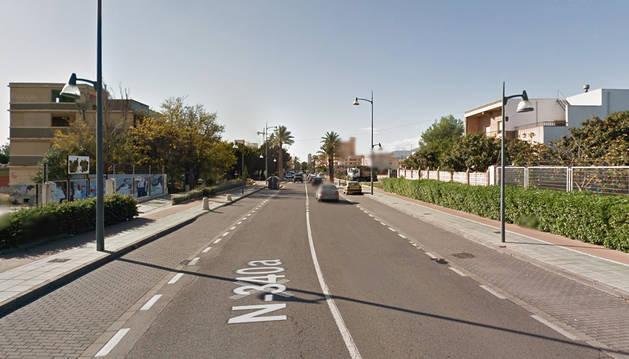Fallece una persona arrollada por un turismo en El Ejido