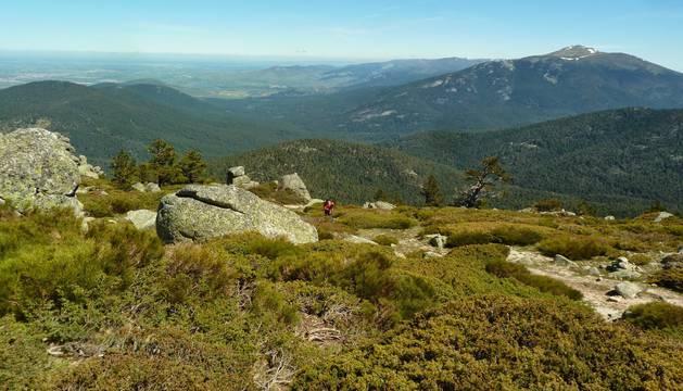 Los Montes de Valsaín