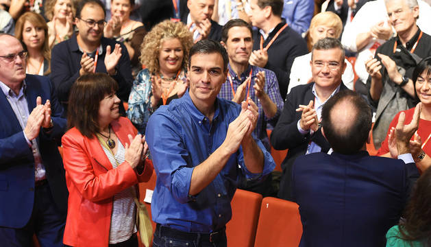 Pedro Sánchez dice que la activación del 155 depende de Puigdemont