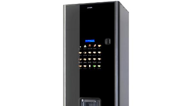 Zensia, la máquina de Grupo Azkoyen , finalista en un certamen de diseño