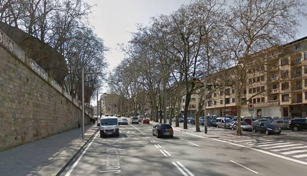 Imagen de la calle Juan de Labrit