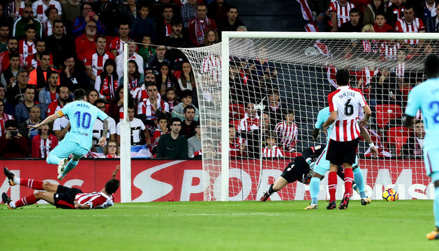 El Barça sigue a lo suyo, imparable (0-2)