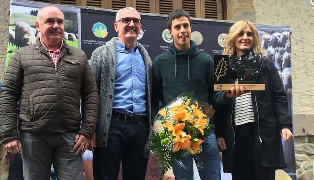 Premio al caserío navarro Kortaria, de Orabidea.