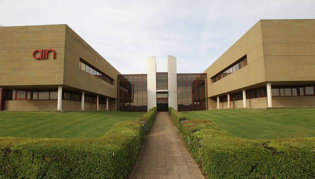 Sede de la Asociación de la Industria Navarra (AIN).