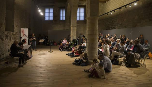 La asociación 'MusicAvanza' abarrotó el Condestable el pasado sábado en un concierto didáctico por el daño cerebral adquirido y el ictus.