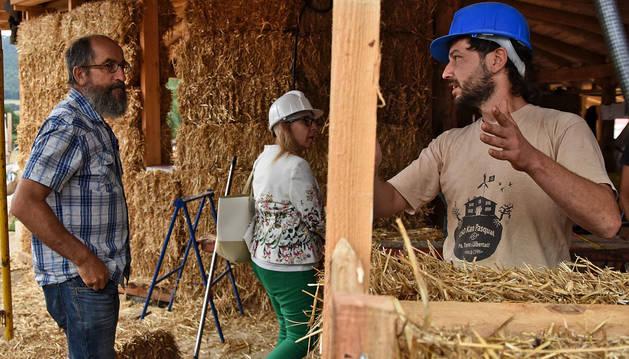 La escuela de 'Slow food' de Lizaso incluirá una quesería ecológica