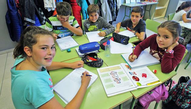Diez años de proyecto educativo en el colegio Catalina de Foix (Zizur Mayor)
