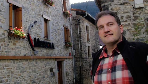 Fallece en accidente Julián Gayarre, dueño de los apartamento Metsola en Isaba