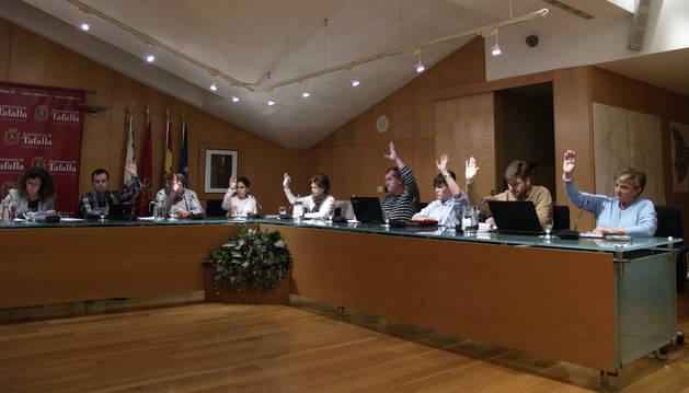 """Tafalla tendrá que pagar 26.300€ por  el contrato """"ilegal"""" de un asesor jurídico"""