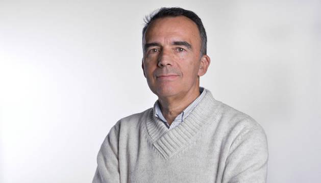Imagen de Manuel Millera, de Aranzadi, nuevo concejal del Ayuntamiento de Pamplona.