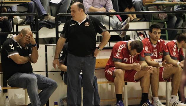 Zupo Equísoain, en su etapa como entrenador del Cuenca.