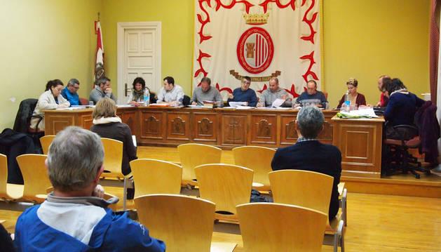 Sangüesa modifica 249.000 euros de su presupuesto