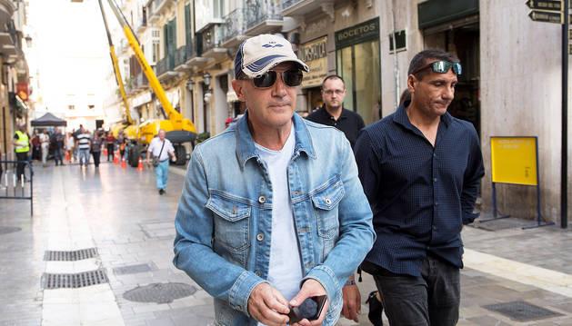 Fallece la madre del actor Antonio Banderas