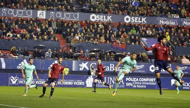 Osasuna 0-0 Granada (II)