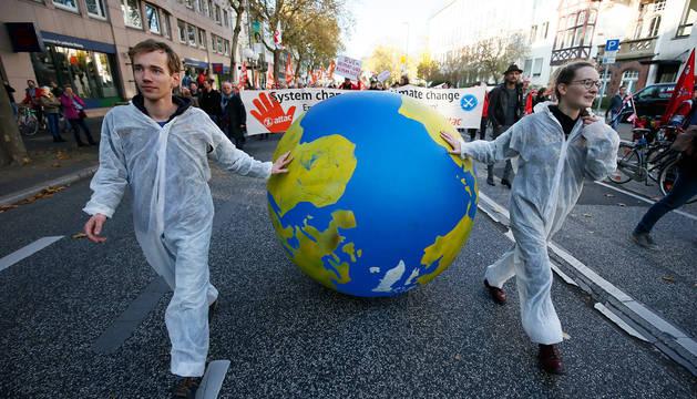 Bonn se convierte desde este lunes en la capital mundial del medio ambiente