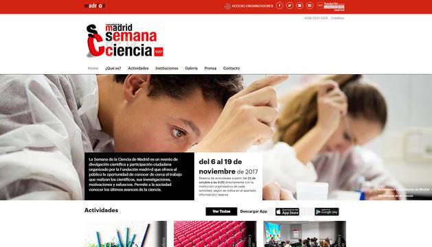 La Semana de la Ciencia arranca en toda España con miles de actividades
