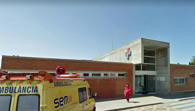 Centro de salud de Torroella de Montgrí.