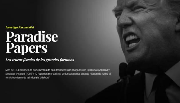 El Confidencial y La Sexta son los dos medios españoles que colaboran con el ICIJ