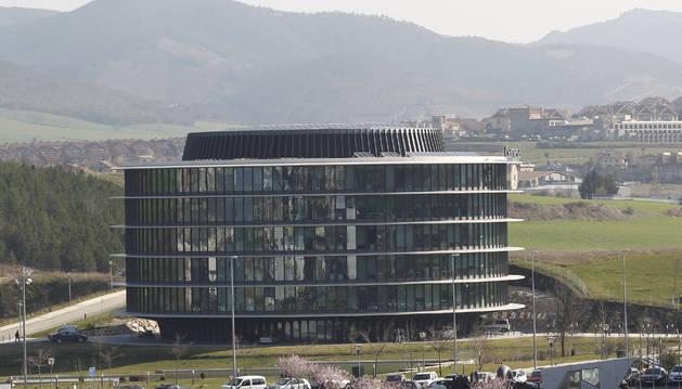 Oficinas de Siemens Gamesa en la Ciudad de la Innovación.