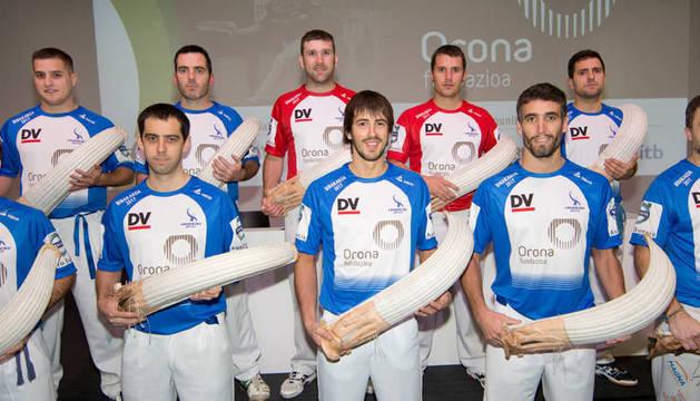 Cinco parejas tomarán parte en el 47 Campeonato de Parejas de remonte, que arranca mañana en Galarreta.
