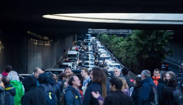 Los piquetes han provocado cortes en más de 30 carreteras