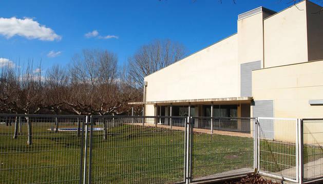 Imagen de las instalaciones del complejo deportivo municipal Cantolagua.