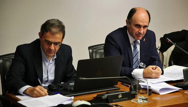 Ayerdi afirma que hubo duplicidad de subvenciones para la planta de la Ultzama
