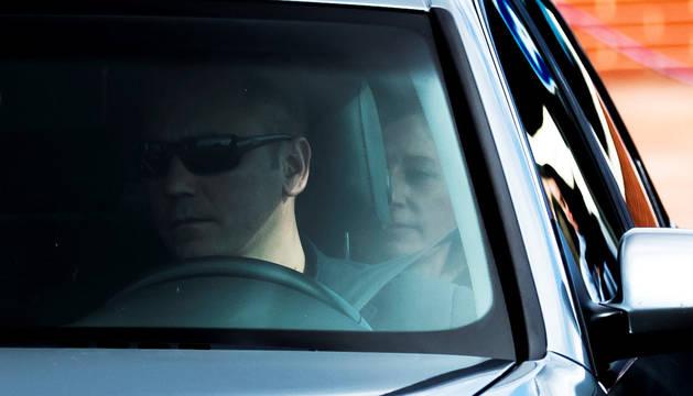 Carme Forcadell sale de prisión tras pagar su fianza de 150.000 euros