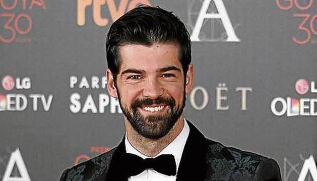 Imagen del actor Miguel Ángel Muñoz.