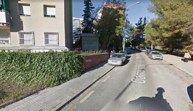 Calle Feliu Elias de Sabadell