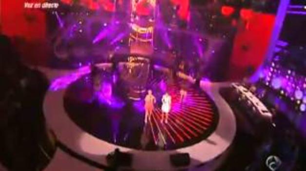 Ana Torroja y Amaia Romero cantan 'Sonrisa' a duo en 'El Número Uno'